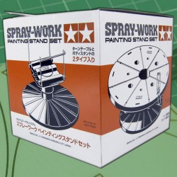 Spray-Work Painting Stand Set
