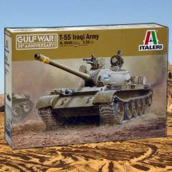 1/35 T-55 Iraqi Army - GULF WAR 25th ANNIVERSARY