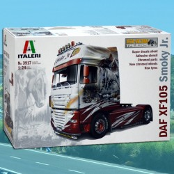 1/24 DAF XF 105 SMOKY JR.