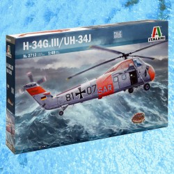 1/48 H-34G.lll / UH-34J