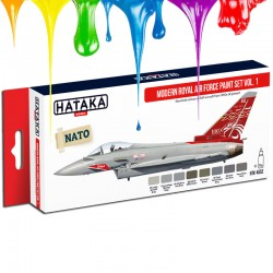 Modern Royal Air Force paint set vol. 1