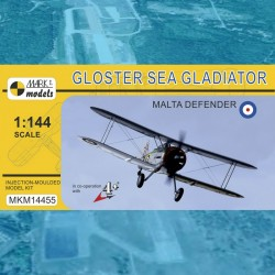 "1/144 Gloster Sea Gladiator ""Malta Defender"""