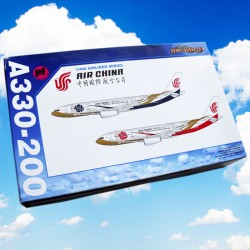 1/400 Air China A330-200 (Twin Pack)