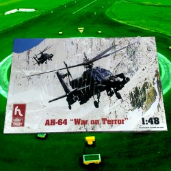 1/48 AH-64 Apache War on Terror