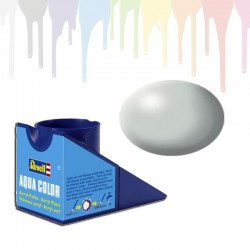 Revell Light grey, silk Aqua Color (18ml)