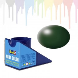 Revell Dark Green RAL 6020, silk Aqua Color (18ml)