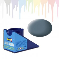 Revell Greyish blue RAL 7031, solid matt Aqua Color (18ml)