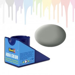 Revell Stone grey RAL 7030, solid matt Aqua Color (18ml)