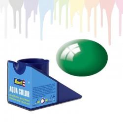 Revell Emerald Green RAL 6029, gloss Aqua Color (18ml)