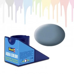 Revell Grey RAL 7000, matt Aqua Color (18ml)