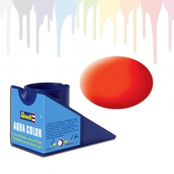 Revell Luminous Orange, matt Aqua Color (18ml)