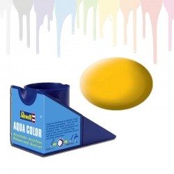 Revell Yellow RAL 1017, matt Aqua Color (18ml)