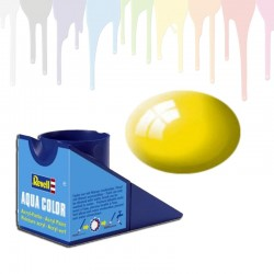 Revell Yellow RAL 1018, gloss Aqua Color (18ml)