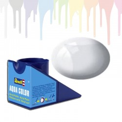 Revell Clear, gloss not solid Aqua Color (18ml)