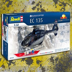 Conjunto Eurocopter EC135 Flying Bulls