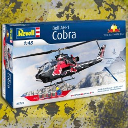 1/48 Gift-Set AH-1F Cobra Flying Bulls